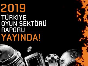 2019 yılında Türkiye'deki toplam oyun hasılatı 830 milyon dolar oldu